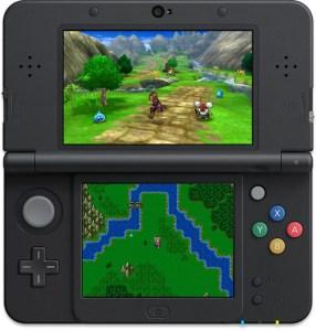 Dragon Quest XI | 2D and 3D
