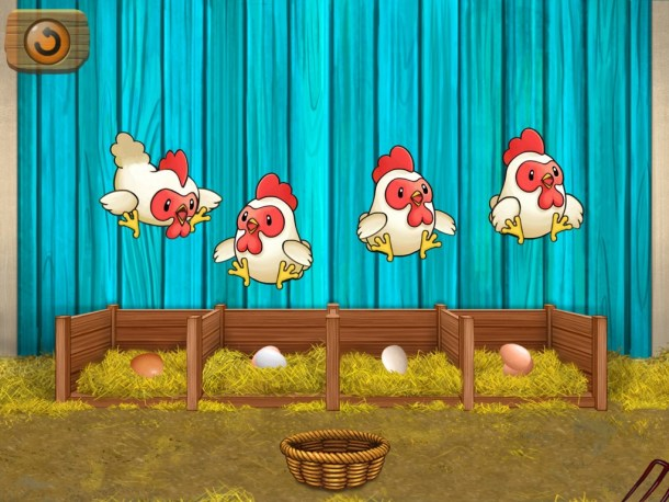 Harvest Moon Lil' Farmers | Chickens