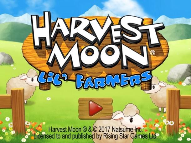 Lil' Farmers | Title