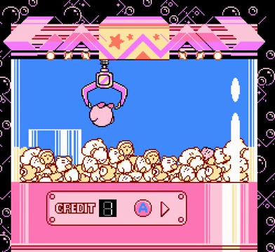 Kirby's Adventure | Crane Game