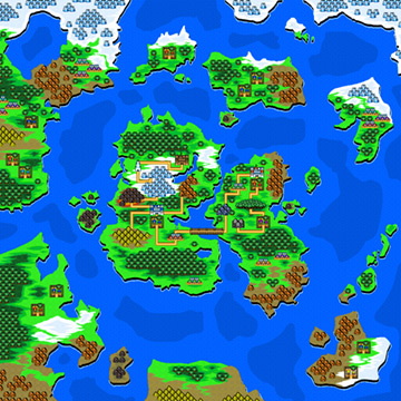 Knights of Justice   Map