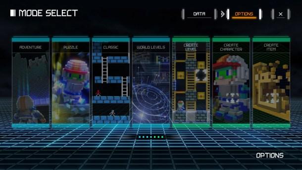 Lode Runner: Legacy   Game Modes