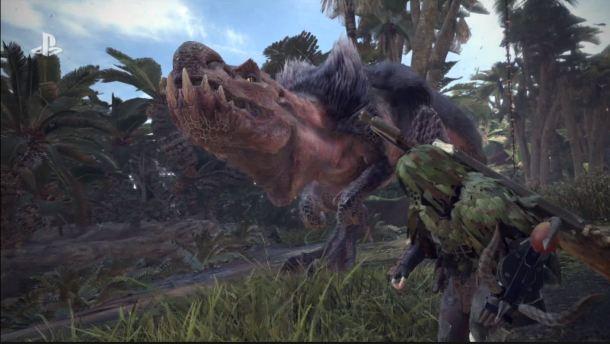 Monster Hunter World   Anjanath