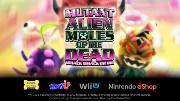 Nintendo Download | Mutant Alien Moles