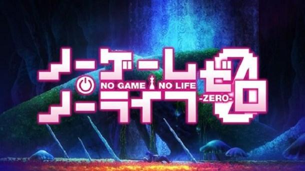 No Game No Life -Zero-