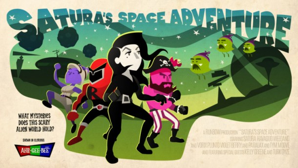 Runbow Pocket Deluxe | Space Adventure