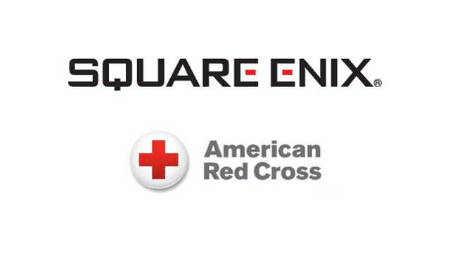 E3 2017: Square Enix Partners with the American Red Cross