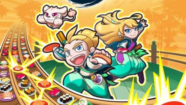 Nintendo Download   Sushi Striker