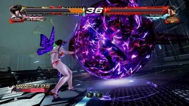 Tekken 7 | Rage