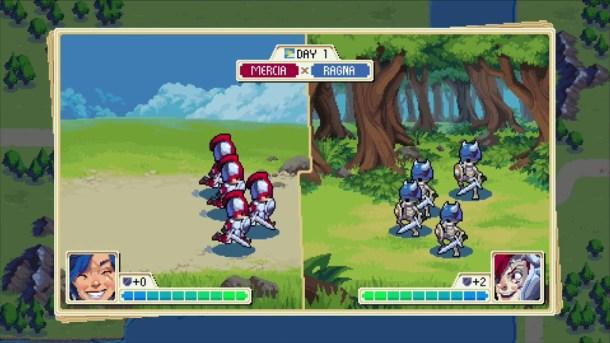 WarGroove | Combat