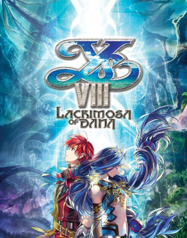 Ys VIII | Key Art