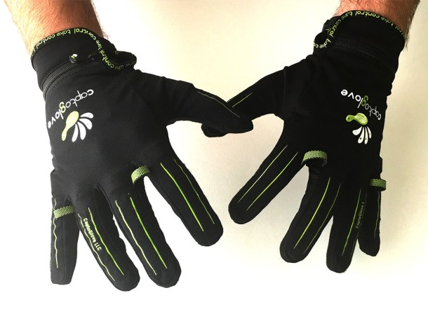 CaptoGlove | The Pair of CaptoGloves.