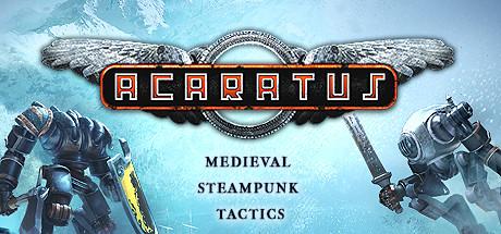 Acaratus | Cover