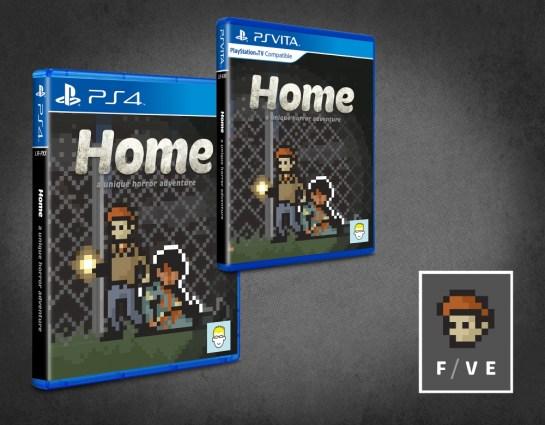Home | PlayStation 4 and PS Vita