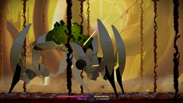 Sundered | Boss Fight