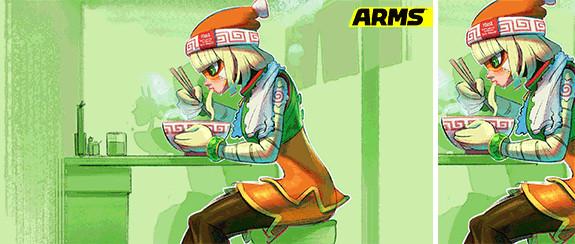 ARMS | Min Min wallpaper