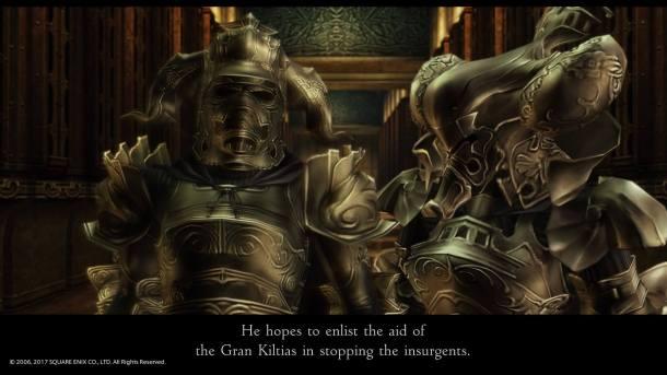 Final Fantasy XII The Zodiac Age | Villains