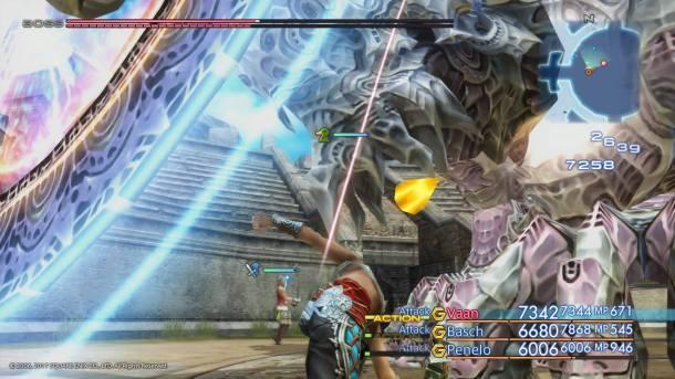 Final Fantasy XII The Zodiac Age | Yiazmat
