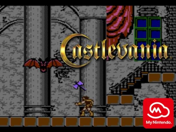 Nintendo Download | Castlevania My Nintendo