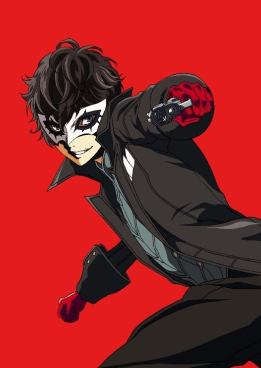 Persona 5 | Anime Promotional Art