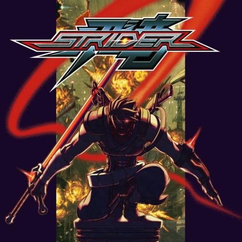 Strider | boxart