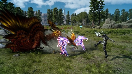 Final Fantasy XV | Magitek Exosuits