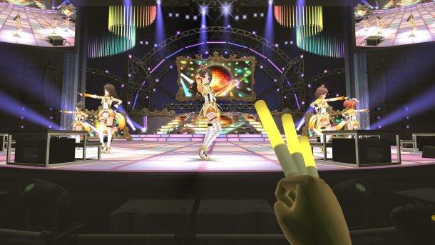 Idolmaster CG VR penlights