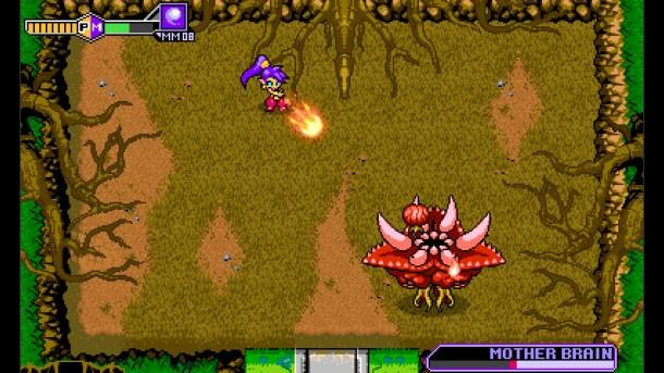 Blaster Master Zero | Shantae Fireball