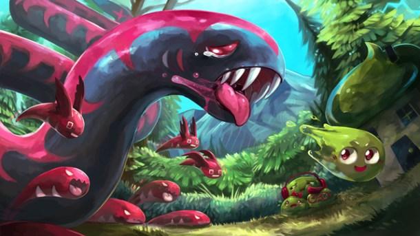 Nintendo Download | Slime-san