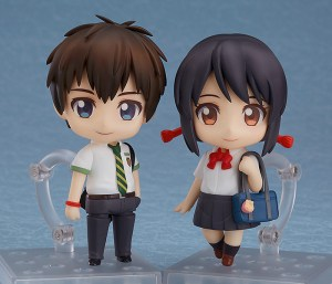 Your Name | Taki and Mitsuha Nendoroids 1
