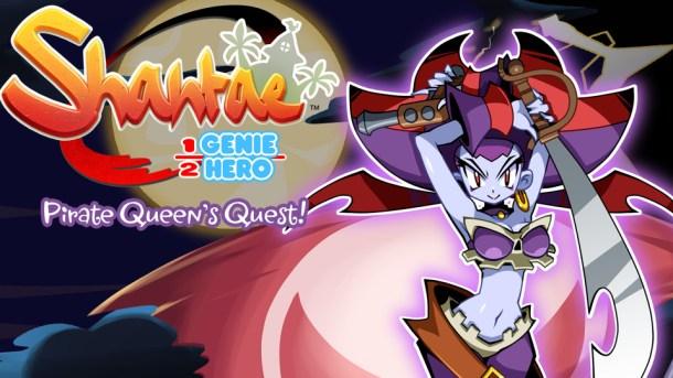 Shantae: Half-Genie Hero | Pirate Queen's Quest