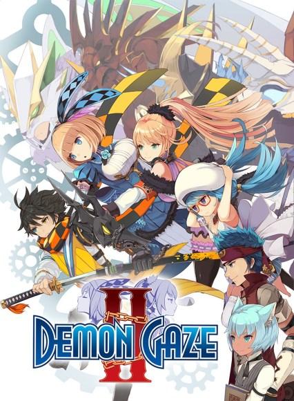 Demon Gaze II boxart