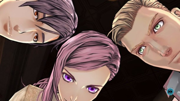 Zero Time Dilemma PS4 release