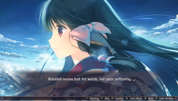 Utawarerumono: Mask of Truth I Rulutieh