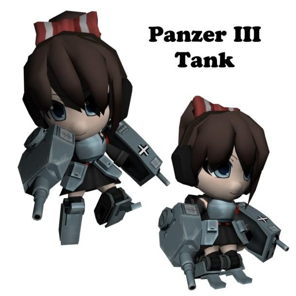 Armor Blitz   Panzer III 2015