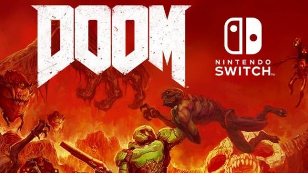 Nintendo Download | DOOM