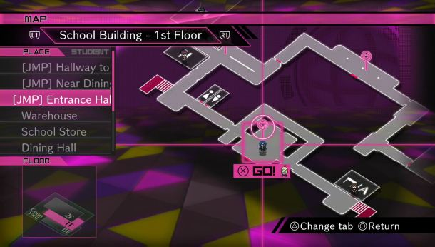 Danganronap V3 | Map UI