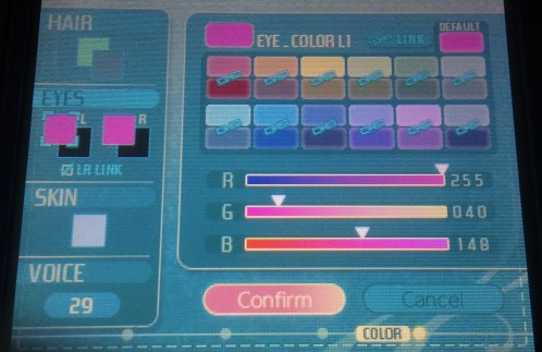 Etrian Odyssey V | Customization