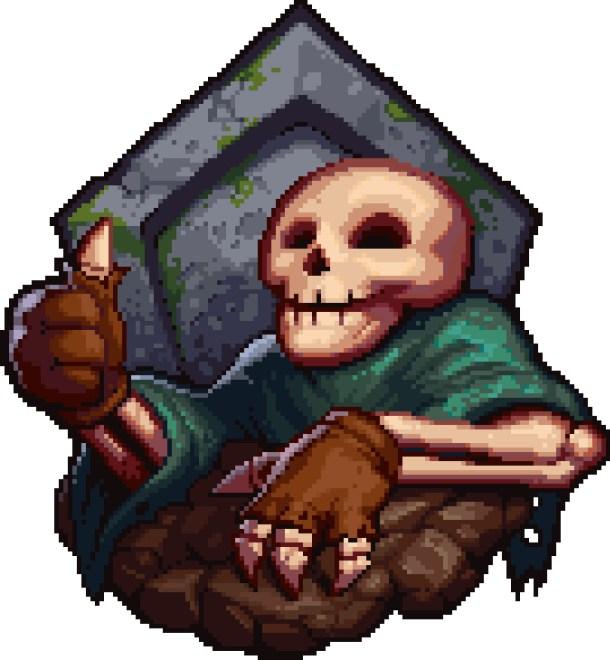 Graveyard Keeper   Logo