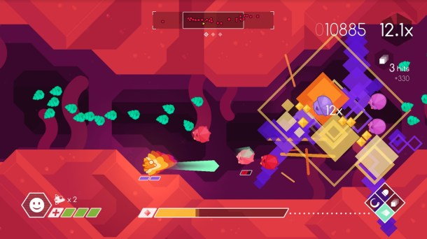Graceful Explosion Machine | Explosive enemies!