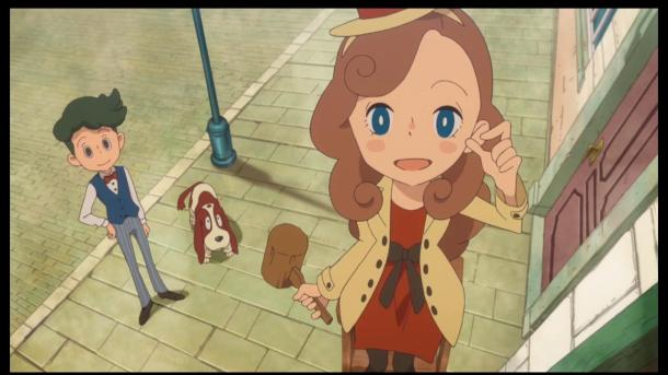 Nintendo Download | Layton's Mystery Journey