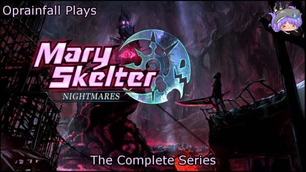 Mary Skelter Nightmares | Complete Series