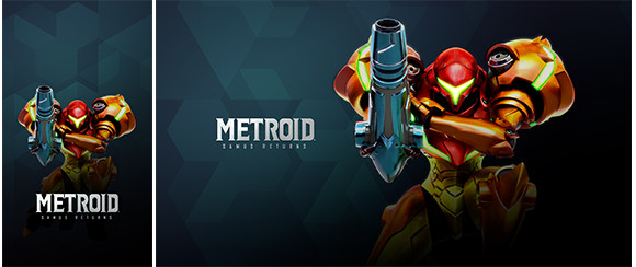 Nintendo Download | Samus Wallpaper B
