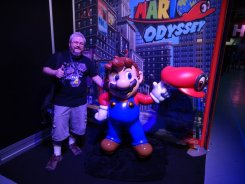 PAX West 2017 | Hobo with Mario