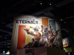 PAX West 2017 | Amazing Eternals