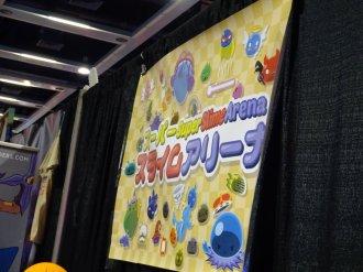 PAX West 2017 | Super Slime Arena Banner
