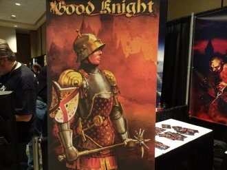 PAX West 2017 | Good Knight Banner