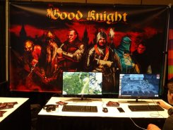 PAX West 2017 | Good Knight Booth