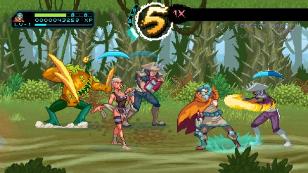 Way of the Passive Fist | Jungle Fever