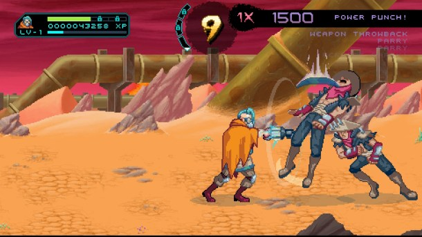 Way of the Passive Fist | Punch